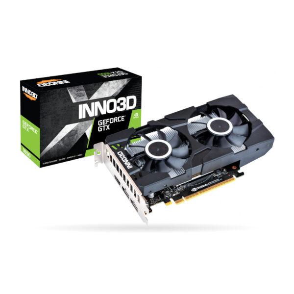 INNO3D GeForce GTX 1650 Twin X2 OC